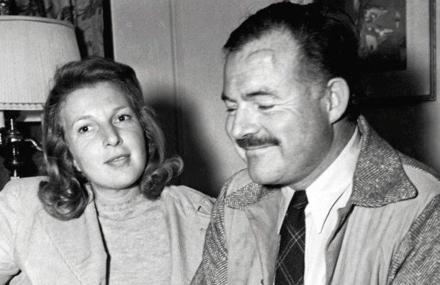 Po pi�ciu latach ma��e�stwa Hemingway zrobi� jej paskudne �wi�stwo