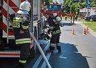 Wybuch w hurtowni fajerwerków na Mazurach. Jedna osoba nie żyje, druga jest ciężko ranna