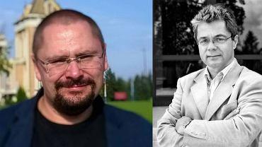 Tomasz Terlikowski i Grzegorz Południewski