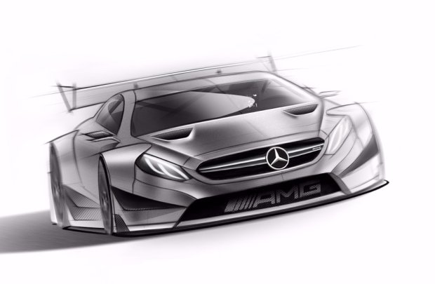 Mercedes-AMG C 63 Coupe | Czas na DTM