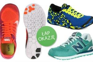 Sportowe buty z ko�c�wki wyprzeda�y - ponad 40 propozycji