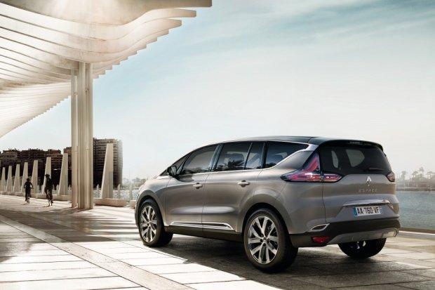 Nowe Renault Espace