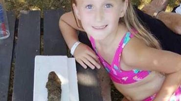 8-latka znalazła miecz sprzed ery Wikingów
