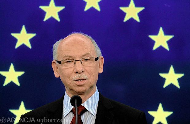 """""""Wielu europejskich liderów omdlewa, na samo słowo sankcje trzeciego stopnia wobec Rosji"""""""