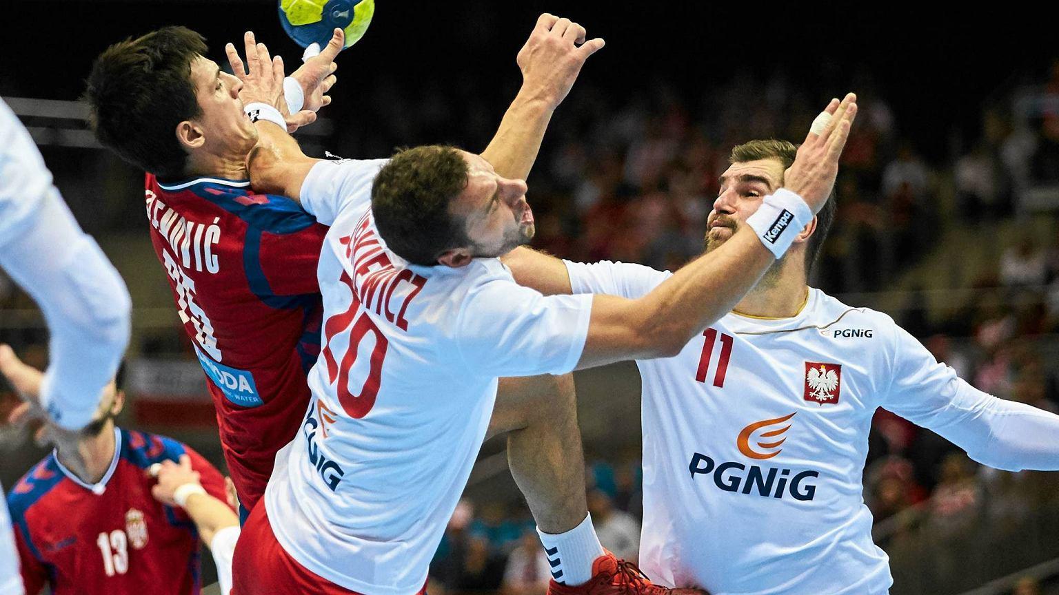 polska serbia piłka ręczna
