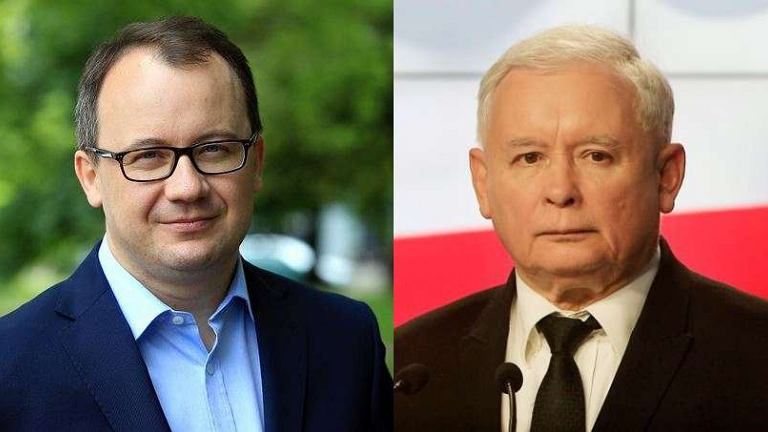 RPO Adam Bodnar i prezes PiS Jarosław Kaczyński