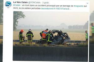 Jest potwierdzenie. Znamy tożsamość kierowcy, który jechał polskim vanem we Francji
