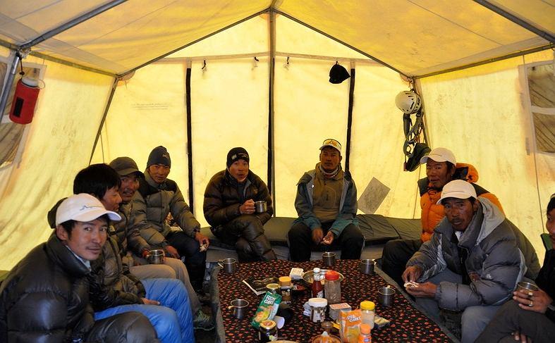 Namiot Szerpów