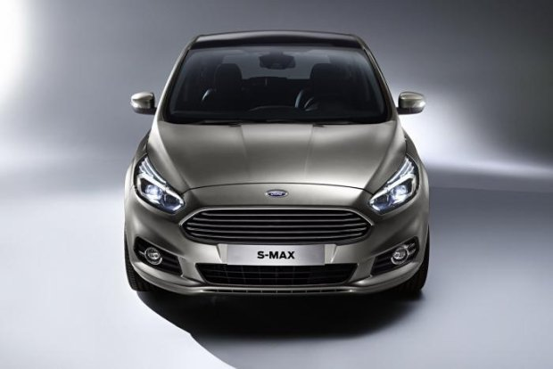 nr 4 w galerii - Salon Paryż 2014 | Nowy Ford S-MAX już oficjalnie