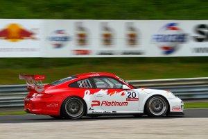 Porsche GT3 CCCE   Tor Poznań   Zapowiedź: Platinum oficjalnym sponsorem pucharu