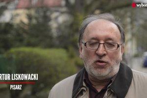 """Gazeta pisarzy:  Artur Liskowacki w Szczecinie: """"Zacząłem opowiadać o sobie, opowiadając o Szczecinie"""""""