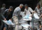 Dramat obl�onych w Syrii