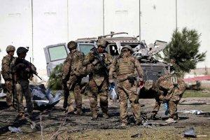 Polski �o�nierz zgin�� w zamachu w Afganistanie