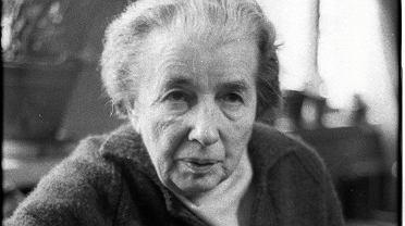 Doktor Irena Białówna