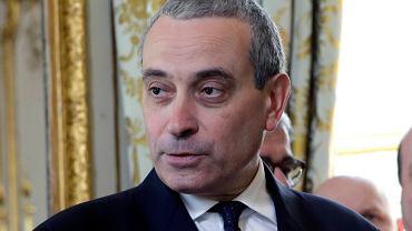 Pałac Elizejski zgłosił w styczniu kandydaturę 55-letniego Laurenta Stéfaniniego na francuskiego ambasadora w Watykanie