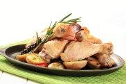 Udka kurczaka w rozmarynie