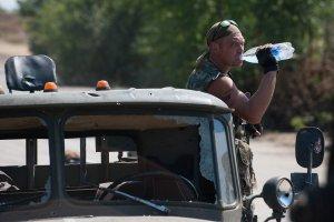 Rosja: Konw�j od granicy z Ukrain� pojedzie pod egid� Czerwonego Krzy�a
