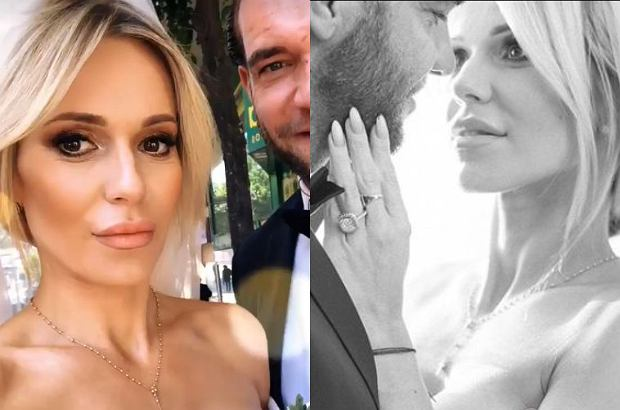 W końcu jest! Doda pokazała, jak wyglądała jej suknia ślubna. Na Instagramie opublikowała również zdjęcia z przepięknej sesji zdjęciowej.
