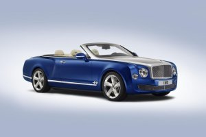 Salon Los Angeles 2014 | Bentley Grand Convertible | Koncepcja gotowa do produkcji
