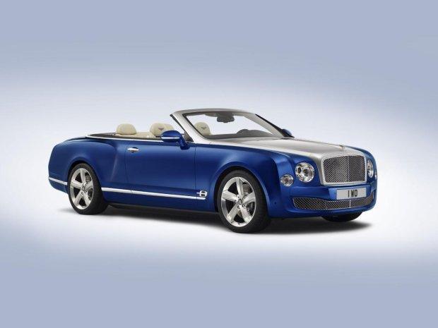 Salon Los Angeles 2014 | Bentley Grand Convertible | Koncepcja gotowa do produkcji
