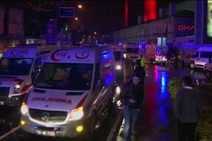 Zamach w Stambule. Sprawca był w stroju św. Mikołaja. Trwają poszukiwania
