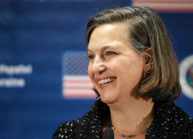 """""""F**k the EU"""". Nuland: Bez komentarza. To by�a prywatna rozmowa dyplomatyczna ws. Ukrainy"""