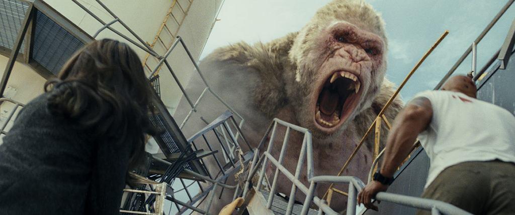 'Rampage: Dzika furia' / Warner Bros. Polska