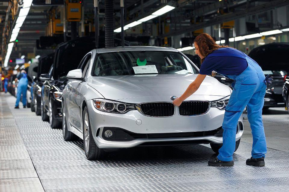 Produkcja BMW