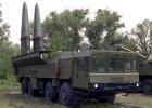 """Rosyjski generał: odpowiemy na rozmieszczenie broni USA w Europie Wschodniej. """"Iskandery w Kaliningradzie"""""""