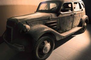Toyoda AA | Jeszcze nie Toyota