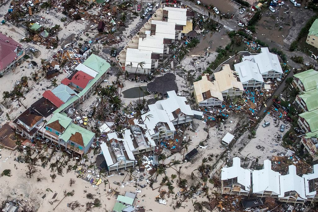 Huragan Irma zbiera żniwo