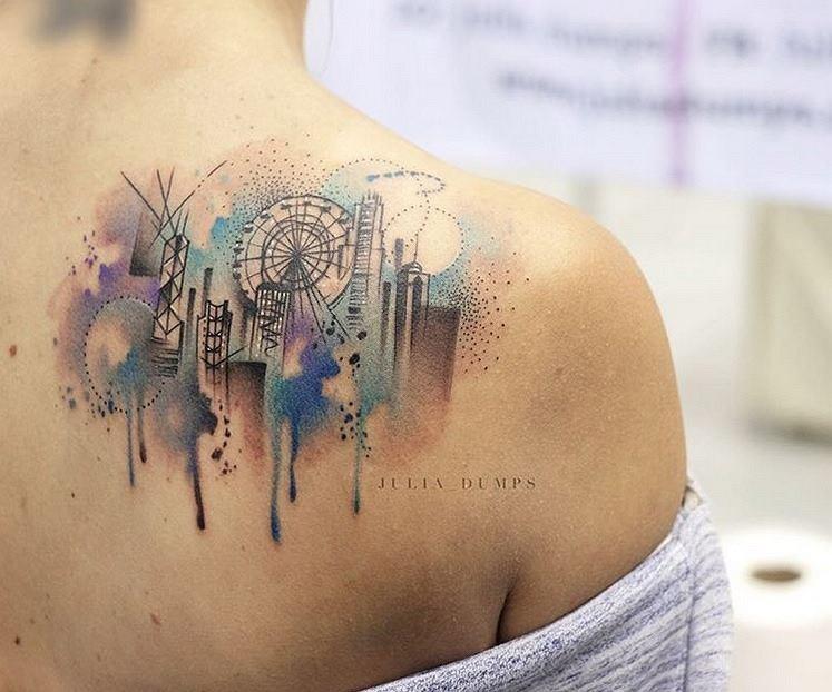 Chcesz Zachować Wspomnienia Z Podróży Na Zawsze Zrób Sobie Tatuaż