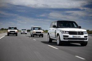 Range Rover | To ju� 45 lat!