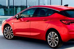 Nowy Opel Astra | Du�a galeria