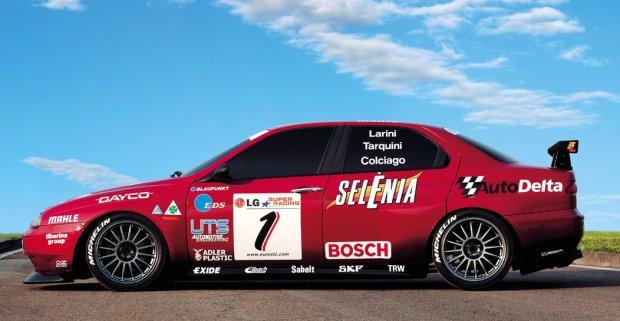 Alfa Romeo w ETCC