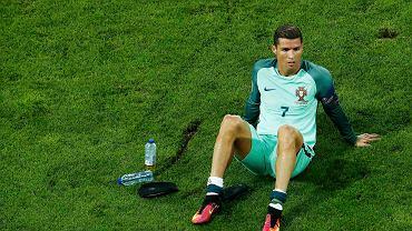 W Portugalii zatrz�sie si� ziemia? Ronaldo po meczu z Polsk� mo�e og�osi�, �e...