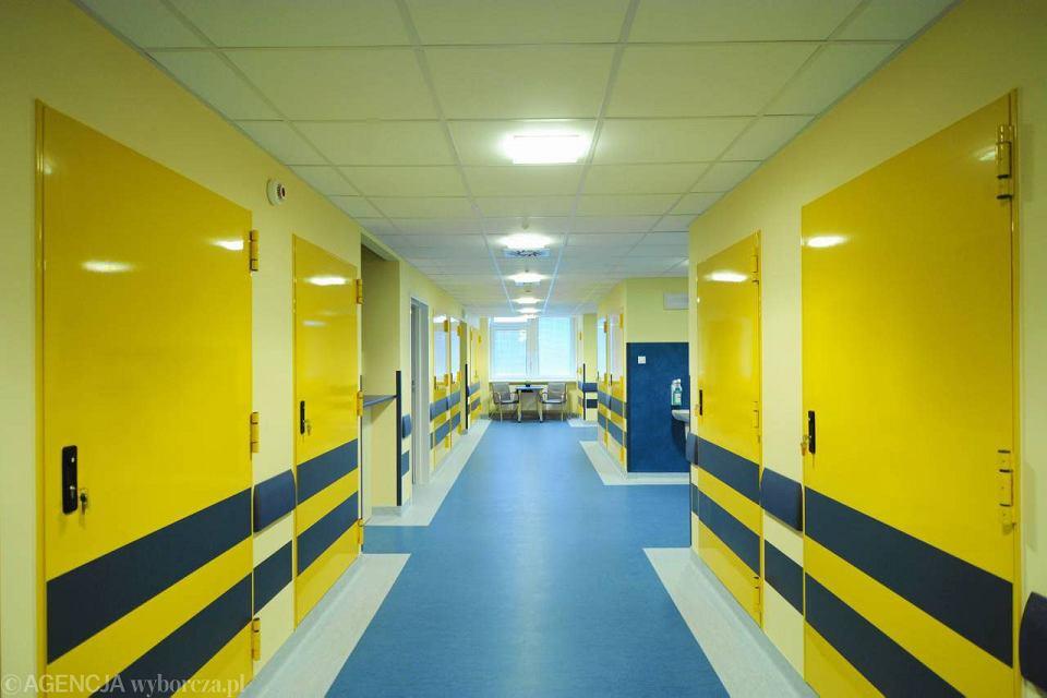 Nowy oddział transplantologii na Banacha