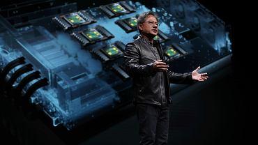 Jen-Hsun Huang omawia przyszłość procesorów graficznych