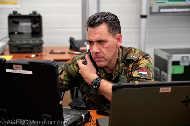 .Miedzynarodowe szkolenia CWIX w siedzibie NATO