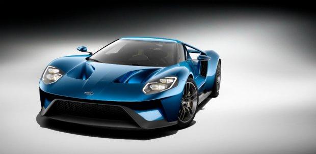 Ford GT | Ford sam wybierze klient�w