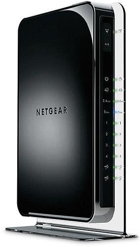 laptopy, komputery, tablet, Poradnik: jak wybrać komputer do domu, Router Netgear WNDR4500 Cena: 460 zł