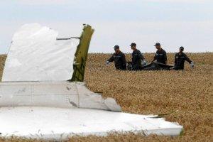 Mi�dzynarodowi eksperci wznawiaj� prace na miejscu katastrofy boeinga