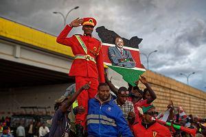 Wyborczy thriller w Kenii