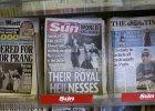 Brytyjski tabloid opublikowa� film, na kt�rym siedmioletnia El�bieta II unosi r�k� w nazistowskim pozdrowieniu