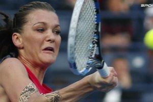 """WTA Shenzhen. Radwa�ska w p�finale. """"Najwi�ksz� korzy�ci� Australian Open"""""""
