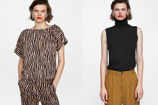 a1dd3b5fb7f59 Kolekcja Zara na jesień 2018 - pierwsze projekty już w sprzedaży