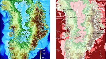 Grenlandia bez lodu