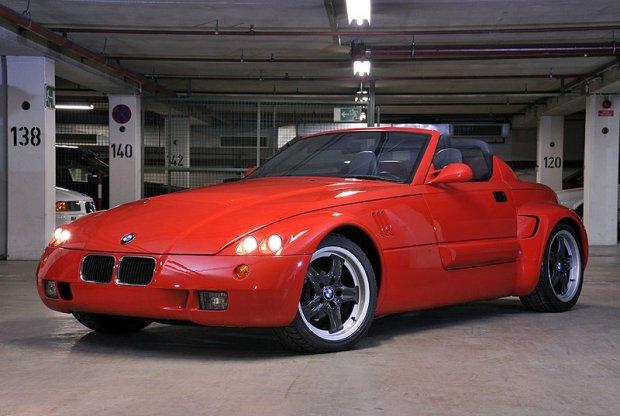 BMW M, kt�re nigdy nie wesz�y do produkcji