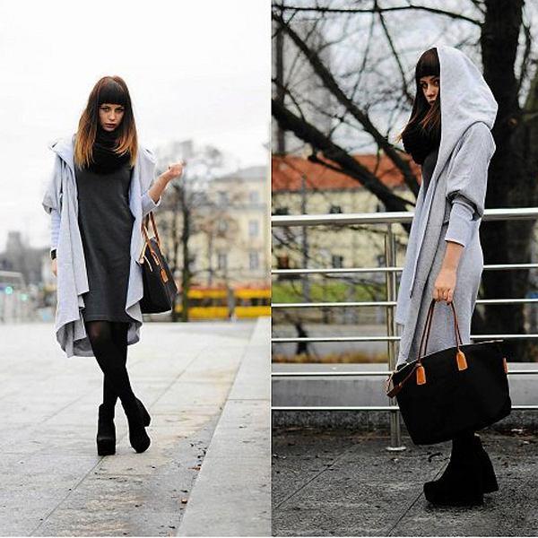 Dresowa tkanina: stylizcja czytelniczek