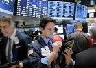 Znów mocne spadki na giełdach w Chinach i USA. Słabnie złoty